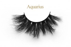 Aquarius - Wholesale 25MM Mink Lashes