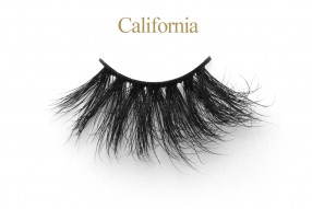 California - 25MM Lashes
