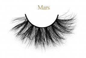 Mars - 25MM Mink Lashes