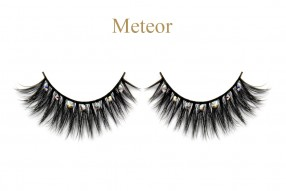 Metero - Limited Edition diamond lashes