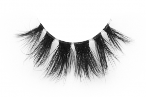 Butterfly - 3D Clear Band Mink Lashes