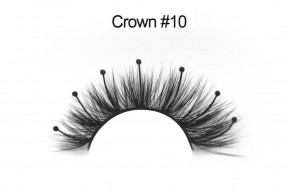 Crown Lashes #10