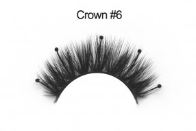 Crown Lashes #6