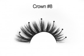 Crown Lashes #8