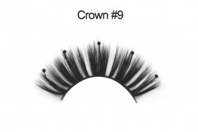 Crown Lashes #9