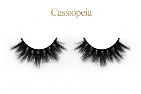 Cassiopeia - Wholesale 3D siberian mink lashes custom label packaging