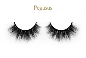 Pegasus - new made 14mm length mink lashes for smaller eyes