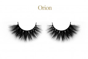 Orion - natural 3D mink lashes for wholesale