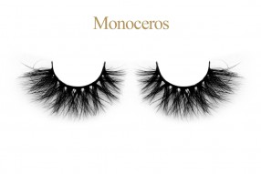 Monoceros - smaller good quality 3D mink lashes