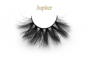 Jupiter - 25MM Mink Lashes In Bulk