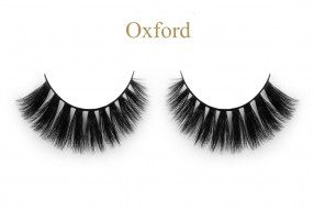 Oxford-3D silk lashes cruelty free