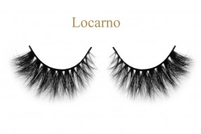 Locarno-3D mink glam lashes wholesale