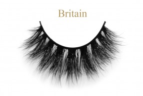 Britain-3D mink hot selling lashes kit wholesale