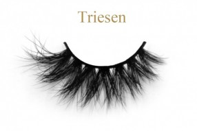 Triesen - 3D mink half lashes wholesale