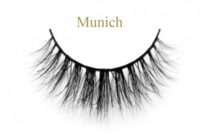Munich - 3D mink fur lashes for sale