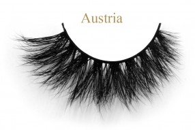 Austria-3D Fluffy 16MM Mink Lashes