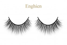 Enghien-3D mink lashes in a box
