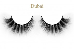 Dubai-3D mink lashes online shop