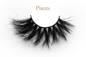 Pisces - Wholesale 25MM Mink Lashes