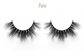 Jau-High Quality newest mink lashes