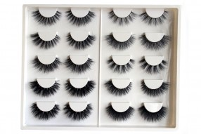 LASHES PLUS - 3D mink big lashes for display