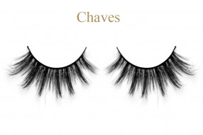 Chaves-pony hair lashes