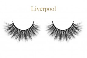 Liverpool-Natural Mink Lashes
