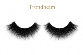 Trondheim-3D invisible band mink lashes