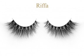 Riffa-3D invisible band mink lashes